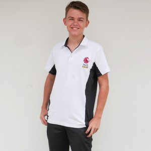 High School Polo T-Shirt