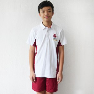 Middle School Polo T-Shirt