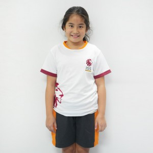 Elementary, Middle & High School PE T-shirt